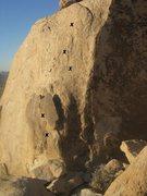Rock Climbing Photo: Stress Puppet