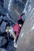 Rock Climbing Photo: Bob Horan on Wendego.