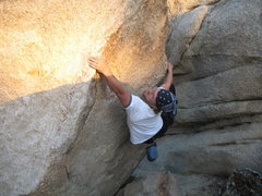 Rock Climbing Photo: Some rock in JTree