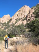 Rock Climbing Photo: Sheepshead, Cochise Stronghold, AZ