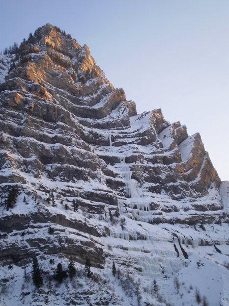 Rock Climbing Photo: Stairway to Heaven 12-17-09.
