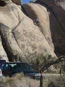 Rock Climbing Photo: Eschar