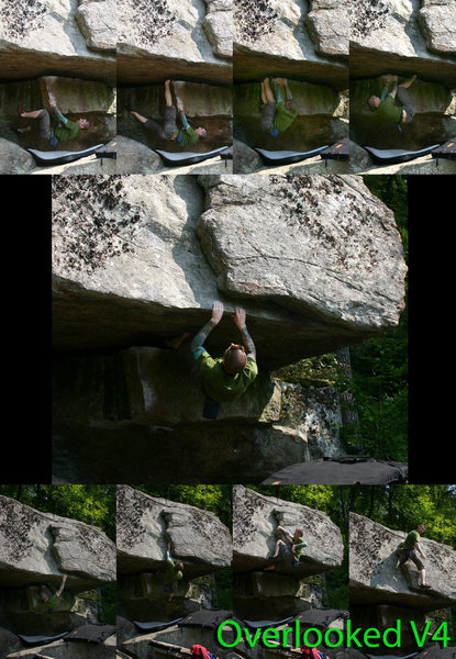 For those wondering how to crack this tricky problem, here are a few hints...<br> <br> Photos by Nicole Hansche climbing and editing by Lee Hansche...
