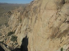 Rock Climbing Photo: Freeway Wall