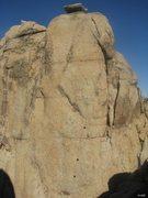Rock Climbing Photo: Talking Fish