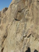 Rock Climbing Photo: Upper portion of Sig Alert