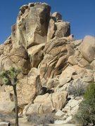 Rock Climbing Photo: Banana Peel
