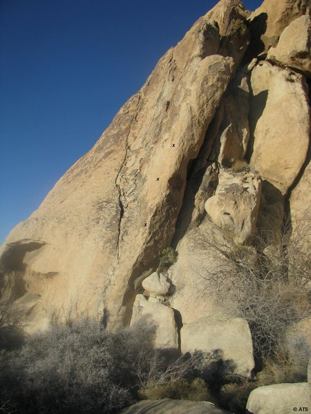 Rock Climbing Photo: You Missed