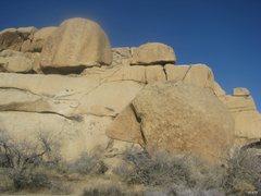Rock Climbing Photo: EBGB