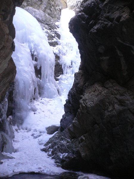 Rock Climbing Photo: Zapata