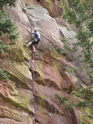 Rock Climbing Photo: Cirque of the Crack's Parallels. Photo: Bob Horan.