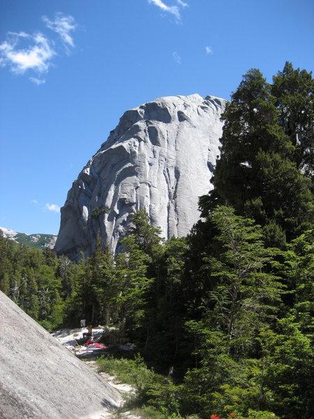 Rock Climbing Photo: Go to Cochamo!