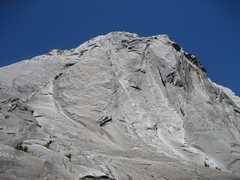 "Rock Climbing Photo: Trinidad, with the route ""welcome to my insom..."