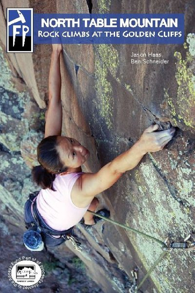 Rock Climbing Photo: North Table Mountain: Rock Climbs at the Golden Cl...