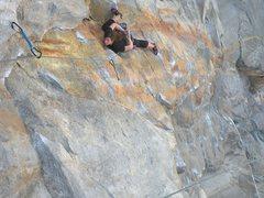 Rock Climbing Photo: Tangerine Dream
