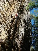 Rock Climbing Photo: Shot 2 of 4.  Ben (NorMN) on Steelworker, October ...