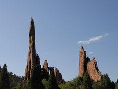 Rock Climbing Photo: l
