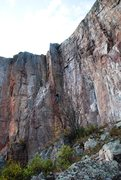 Rock Climbing Photo: Palisade #1
