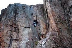Rock Climbing Photo: Palisade #2