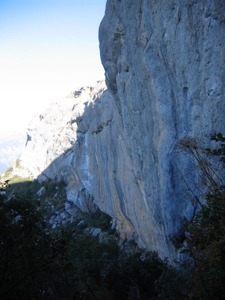 Rock Climbing Photo: Sector Cascade.  Home to the best 12+/13- sport ro...