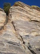 Rock Climbing Photo: A River Runs To It