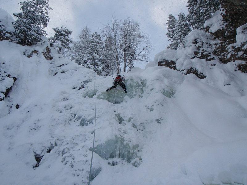 Rock Climbing Photo: more climbing