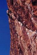Rock Climbing Photo: Yak Crack, photo: Bob Horan Collection