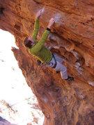 Rock Climbing Photo: bolt 2
