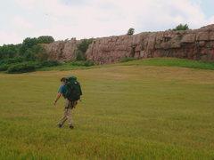 Rock Climbing Photo: Prairie Walls
