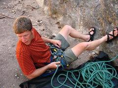 Rock Climbing Photo: Black Hills, SD