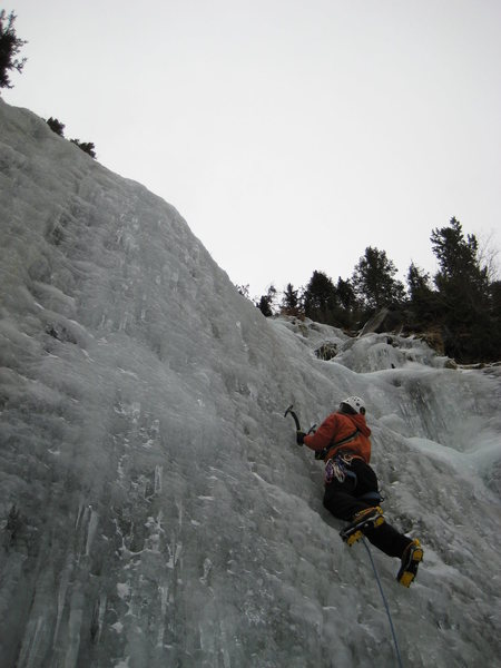 Rock Climbing Photo: Hyalite, MT