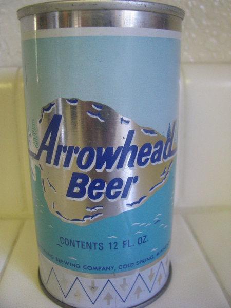 Rock Climbing Photo: Arrowhead (beer that is...)