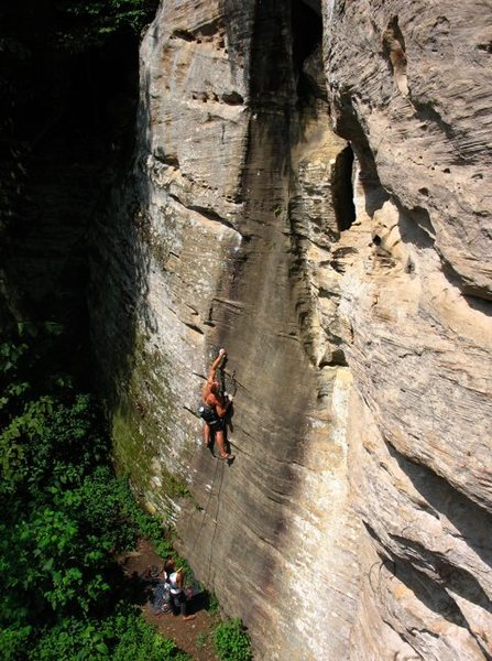 Rock Climbing Photo: Incredible!