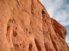 Rock Climbing Photo: think this is #6 Unnamed (might be Flying Chuckwal...