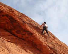 Rock Climbing Photo: Pancakes and Porn, Nov 2008