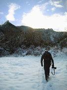Rock Climbing Photo: Flat Irons , Bolder CO