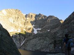 Rock Climbing Photo: Ypsilon.
