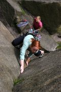 Rock Climbing Photo: Long Tall Sally, E1 5b