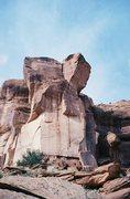 Rock Climbing Photo: Amplitude - The Line