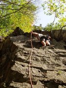 Rock Climbing Photo: Bob spending A Week with Pete...