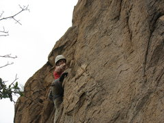 Rock Climbing Photo: That one?