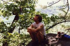 Rock Climbing Photo: Al Grahn....every group needs one dude who occasio...