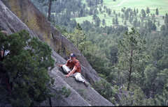 Rock Climbing Photo: Jim Blakely....The final authority on all that has...