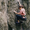 Sandy Wagener....It was clear to all of us that in the end Sandy would out climb us all.
