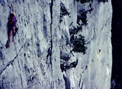 Rock Climbing Photo: Climbing in the Gorge du Verdon, photo: Bob Horan
