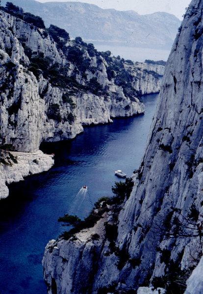 Rock Climbing Photo: Les Calanques, France, photo: Bob Horan