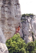 Rock Climbing Photo: Climbing in Finale Liguere, photo: Bob Horan Colle...