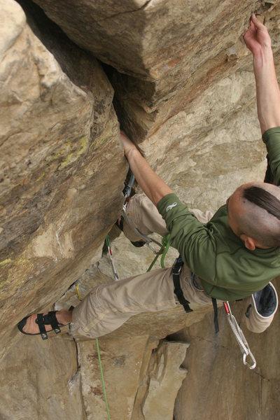 Rock Climbing Photo: Santa Barbara