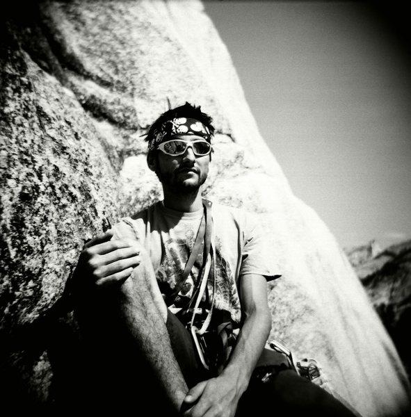 Rock Climbing Photo: Toulumne Meadows, Hoodwinked