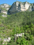Rock Climbing Photo: Gorge du Tarn